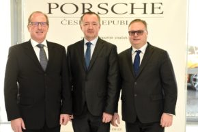 Porsche ČR chystá elektromobilní ofenzivu