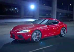 Toyota omylem odhalila novou Supru