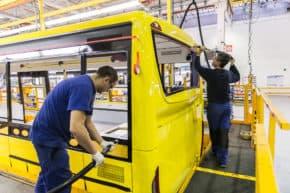 České Iveco vyrobilo loni 4286 autobusů