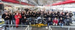Moto Guzzi zahájila výrobu endura V85 TT