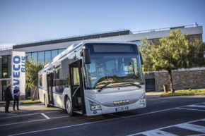 Iveco Bus: 37 Crossway Natural Power coaches for France