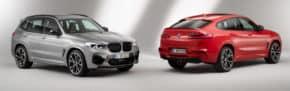 K prodejcům BMW přichází nové X3 M a X4 M