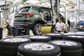 Škoda vyrobila v Kvasinách rekordní počet aut