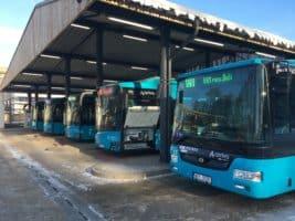 Trutnov kupuje autobusy jen na alternativní pohon