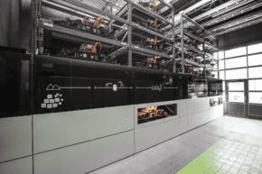 Audi má akumulátorové úložiště v Berlíně
