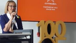 Citroën slaví 100 let značky na Legendách