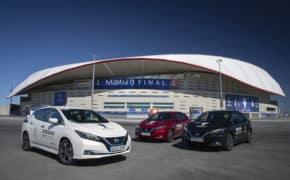 Nissan elektrifikuje finále UEFA Champions League