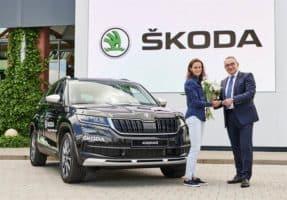 Sáblíková ambasadorkou značky Škoda