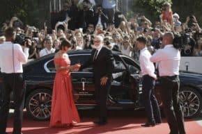 Vozy BMW vozily hosty festivalu k Thermalu