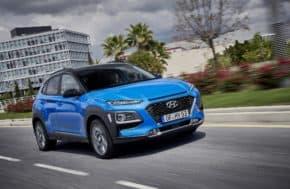 Na trh vstupuje Hyundai KONA Hybrid