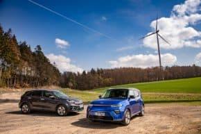 Kia spouští předprodej elektromobilů e-NIRO a e-SOUL