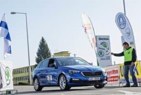 Pecák vyhrál Škoda Economy Run