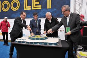 Citroën: 10 tisíc lidí na oslavě v Letňanech