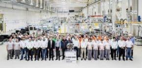 Vrchlabí vyrobilo třímiliontou převodovku DQ200