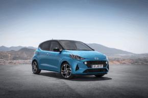 Hyundai: prodejci začali nabízet nový i10