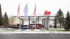 Benzina má samoobslužné čerpadlo v Harrachově