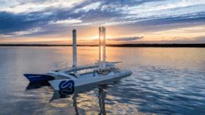 Vodíková loď má palivové články od Toyoty