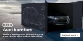 Audi nabízí skladové vozy sdodáním klientovi