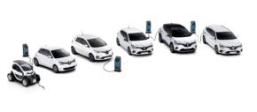 Renault zkouší nabíjet elektromobily za jízdy