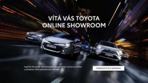 Česká Toyota startuje virtuální showroomy