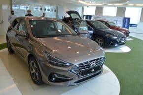 Hyundai ukázal nový i30 v Nošovicích