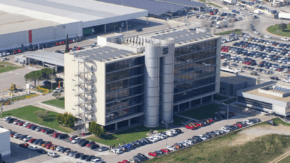 SEAT Martorell: autoland z ptačí perspektivy
