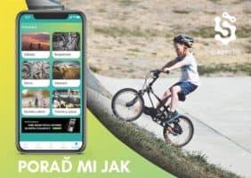 Škoda sponzorem cyklistické aplikace Šlappeto