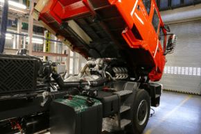 Tatra keeps production unlike many automakers across Europe