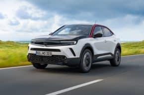 Šéf Opelu ukázal novou Mokku
