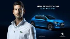 Peugeot opět na tenisovém French Open