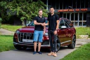 Audi a Satoranský pokračují ve společné jízdě