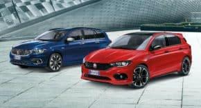 Fiat předvedl facelifty modelů Panda a Tipo