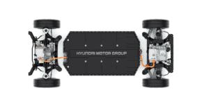 """Hyundai a KIA odhalily elektromobilní platformu """"E-GMP"""""""