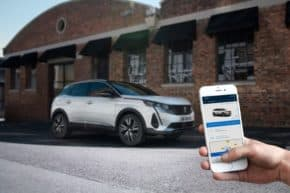 Peugeot rozšířil digitální platformu Services Store