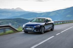 Nová řada Audi s emisní normou Euro 6d
