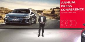 Manažeři Audi bilancovali na výroční konferenci