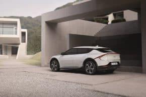 Kia EV6 představila designovou filozofii značky