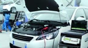 Servind nabídl technologie GYS pro údržbu autobaterie