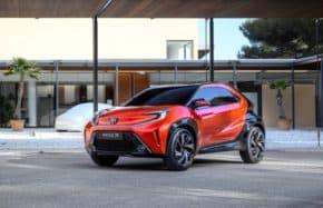 Toyota má stylovější verzi kolínského Ayga