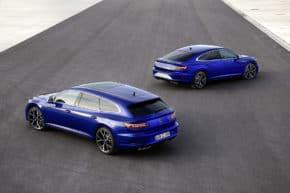 VW startuje prodej sportovních verzí Arteonu